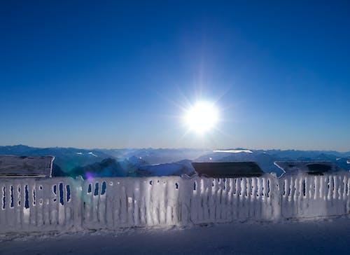 Безкоштовне стокове фото на тему «вечірнє сонце, гори»
