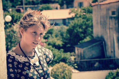 Imagine de stoc gratuită din blondă, fată, femeie, Grecia