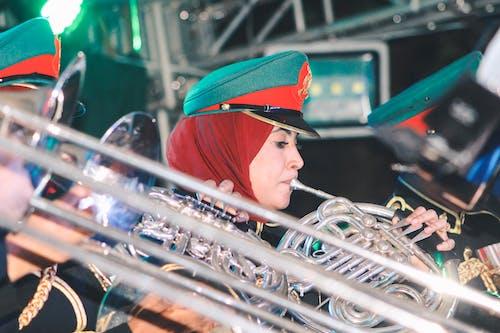 Kostnadsfri bild av band, militär, musik, oman
