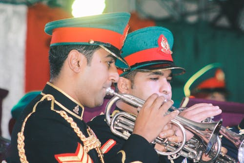 Foto stok gratis kinerja, militer, musik, oman