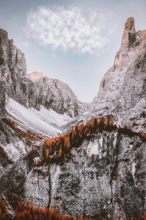 altitude, bergen, bergketen