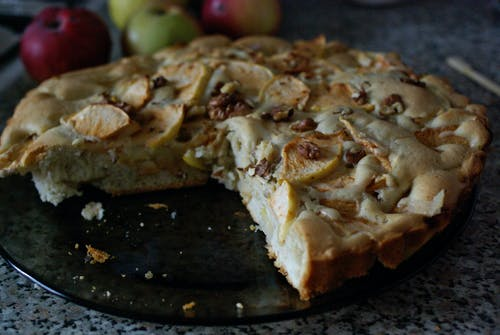 Free stock photo of apple, apple pie, pie