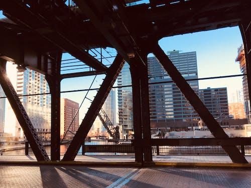 Free stock photo of bridge, chicago