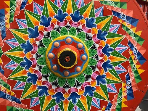 Gratis arkivbilde med carreta tipica, costa rica, fargerikt hjul, folkclore