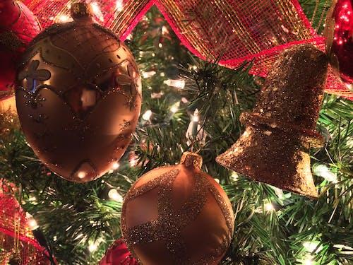 Free stock photo of christmas, Christmas ornaments