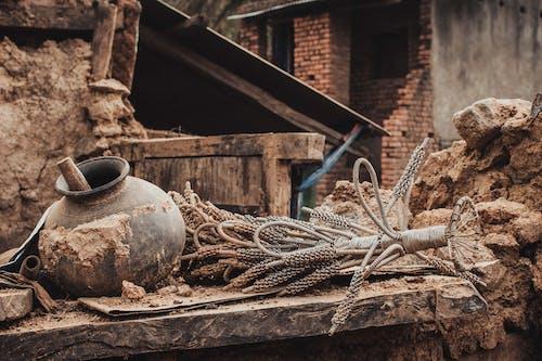 Kostnadsfri bild av cyklon, fattig, förlust, indien
