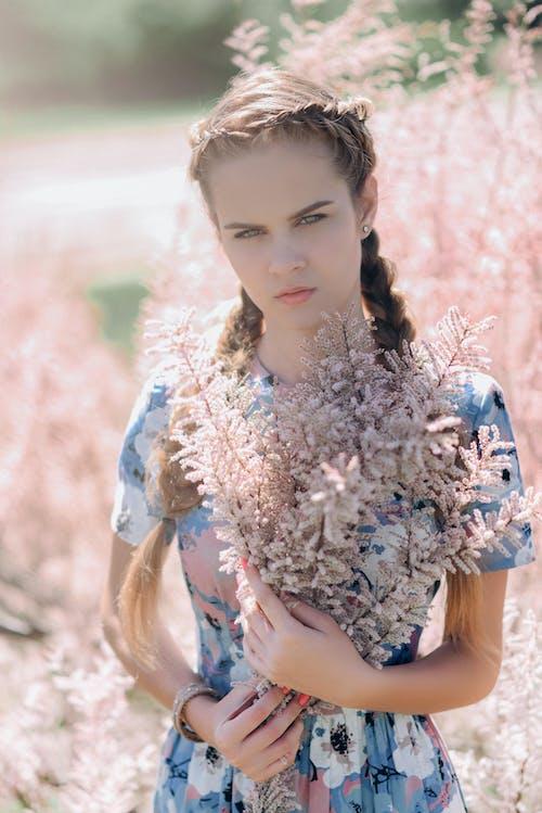 Free stock photo of beautiful flowers, fashion photography, photo shoot