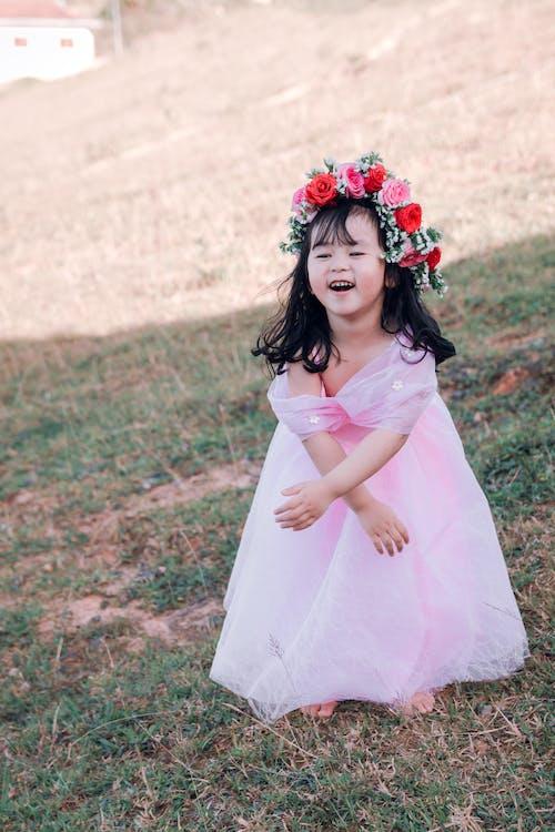 Darmowe zdjęcie z galerii z azjatycka dziewczyna, dziecko, dziewczyna, mała dziewczynka
