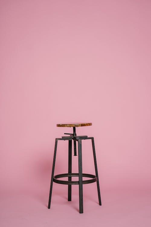 Foto d'estoc gratuïta de cadira, rosa, seient