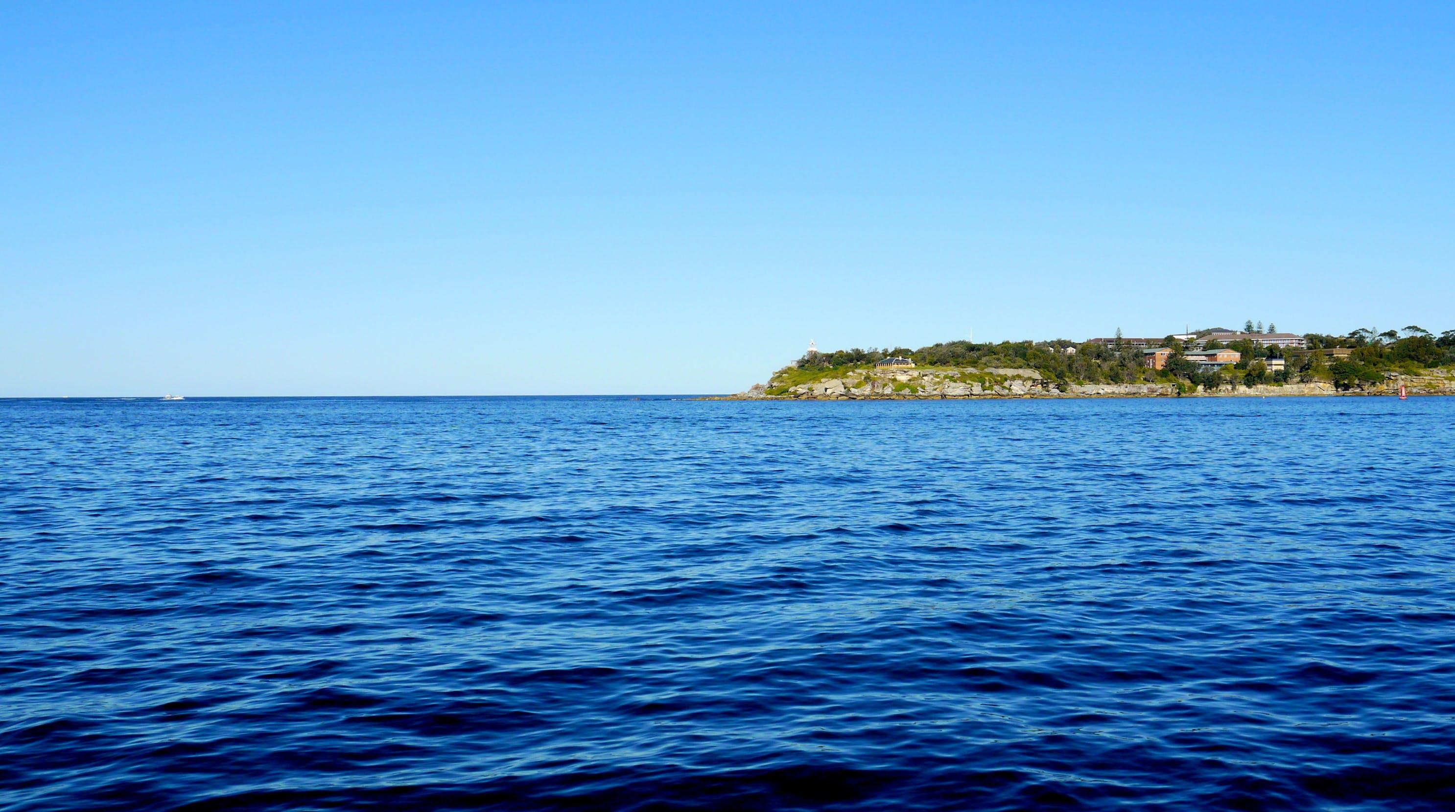 Free stock photo of blue, calm, island, sea