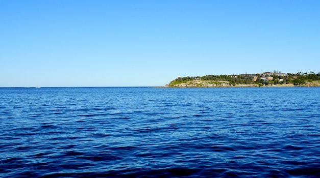 Free stock photo of sea, blue, waves, sydney