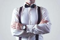 bow tie, businessman, fashion