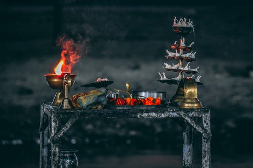 Fotos de stock gratuitas de colores, fondo borroso, iluminado, llama