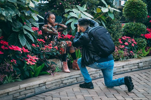Ilmainen kuvapankkikuva tunnisteilla afroamerikkalaiset naiset, asento, asu, kuvaaja