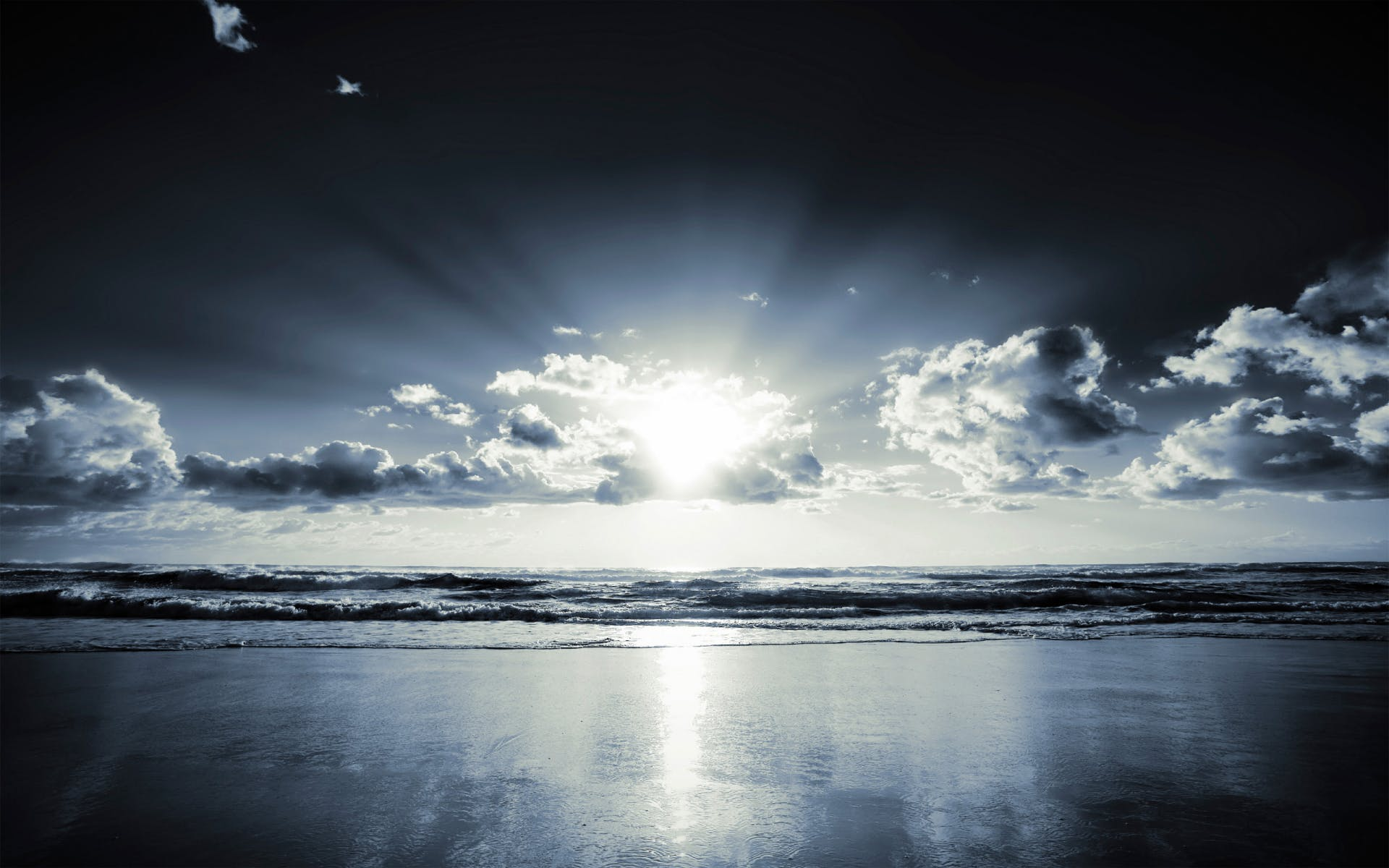คลังภาพถ่ายฟรี ของ ชายหาด, ทะเล, ท้องฟ้า, ธรรมชาติ