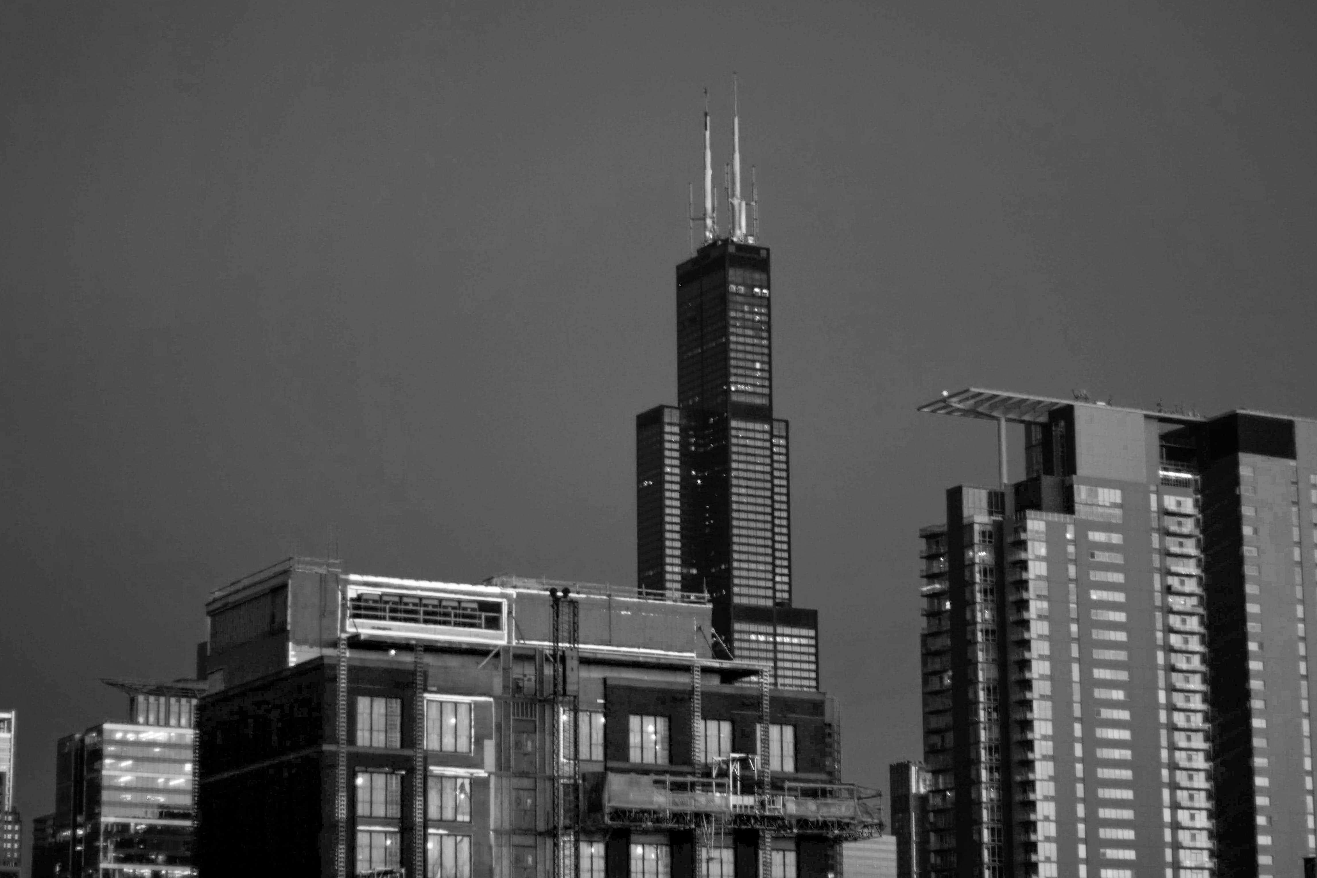 城市, 塔, 外觀, 天際線 的 免费素材照片