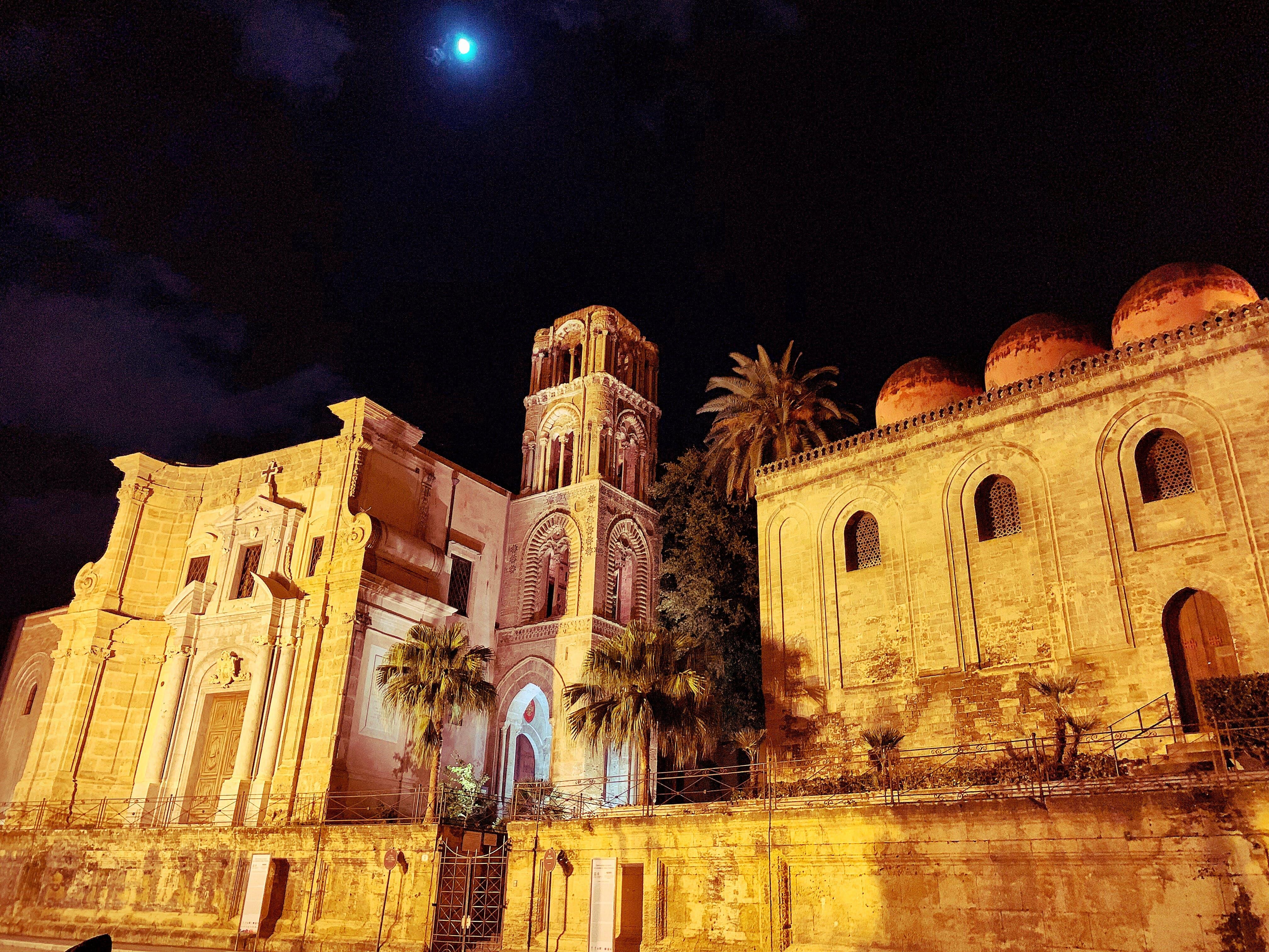 Free stock photo of arabic, monument, sicily