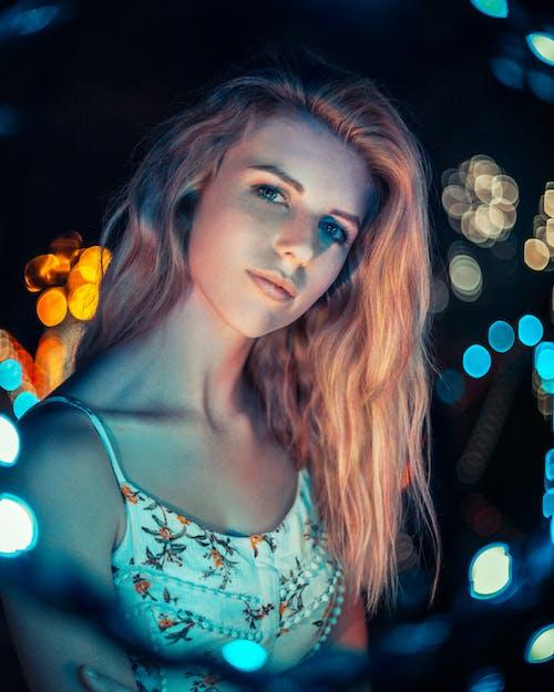 Kostenloses Stock Foto zu abend, attraktiv, beleuchtet, beleuchtung