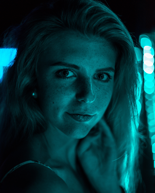 Free stock photo of blonde, fairy lights, girly, lights