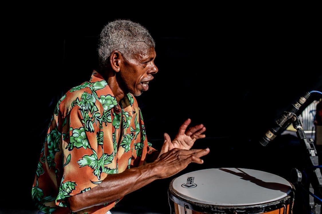 bicí nástroj, buben, bubeník