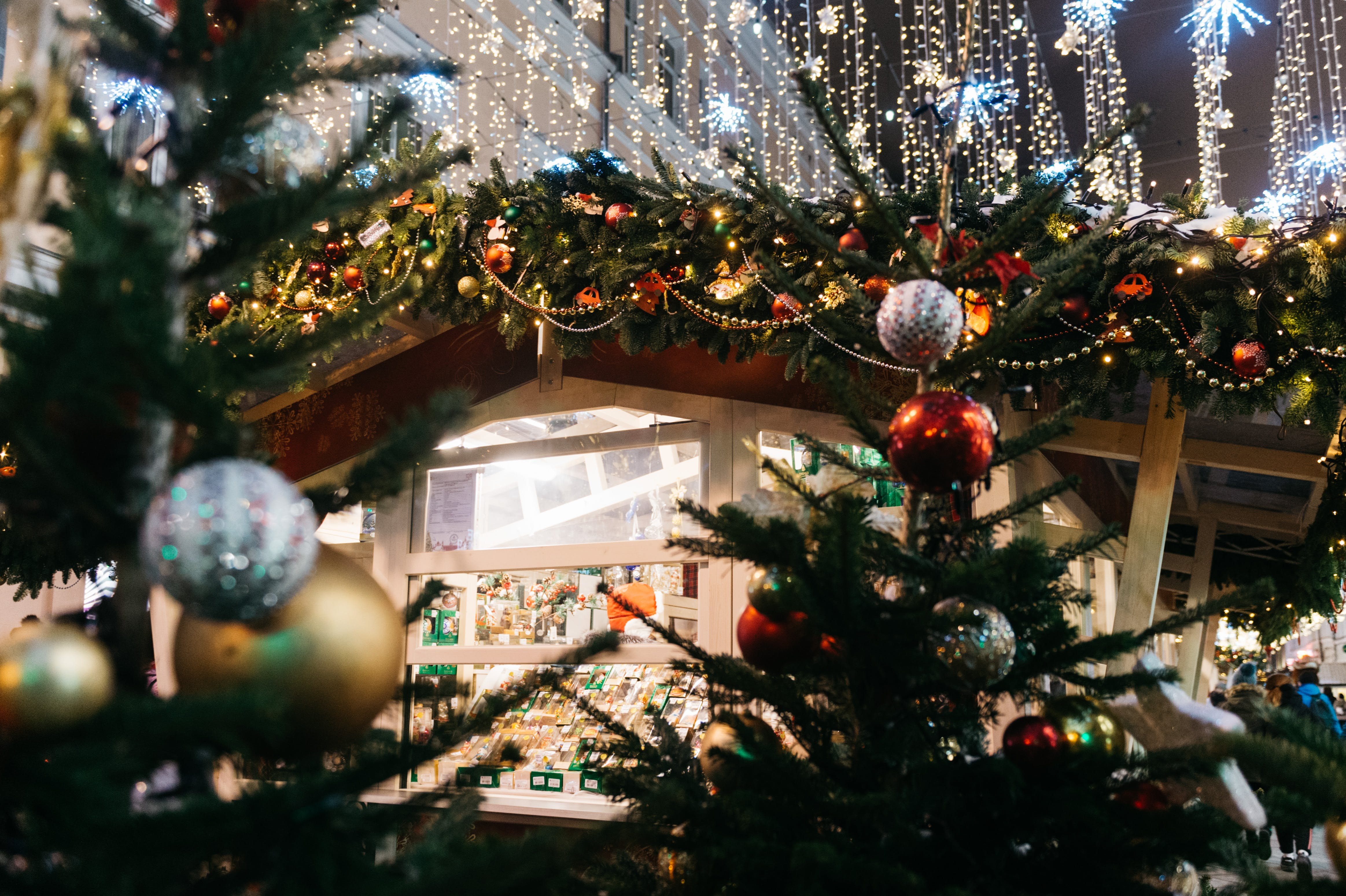 Free stock photo of christmas, moscow, new year's eve