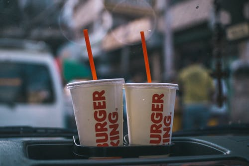 Free stock photo of burger king, thirsty
