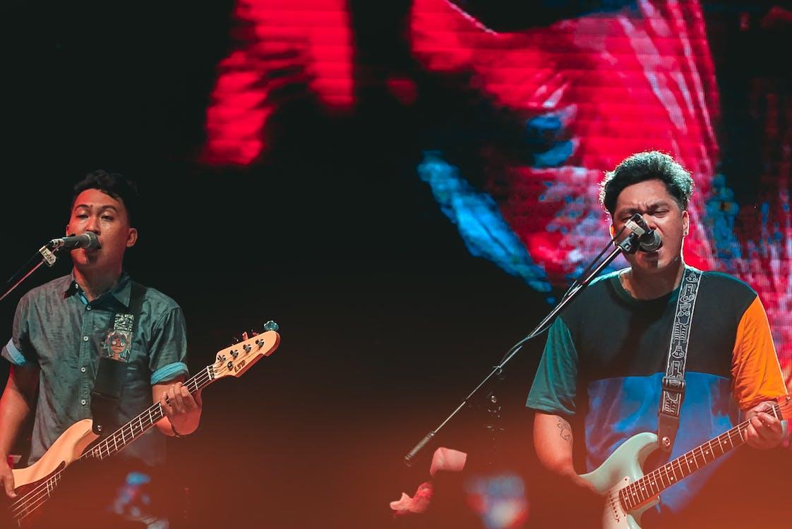 energia, gitara, gitarista