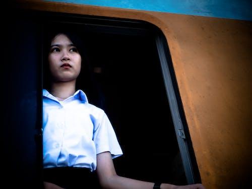 Fotobanka sbezplatnými fotkami na tému Ázia, ázijské dieťa, študent, študenti