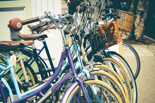 Free stock photo of street, bikes, bicycles, outdoors