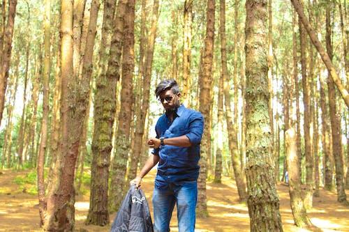 Gratis stockfoto met bossen, fashion model, Indiaas jongen, Indië