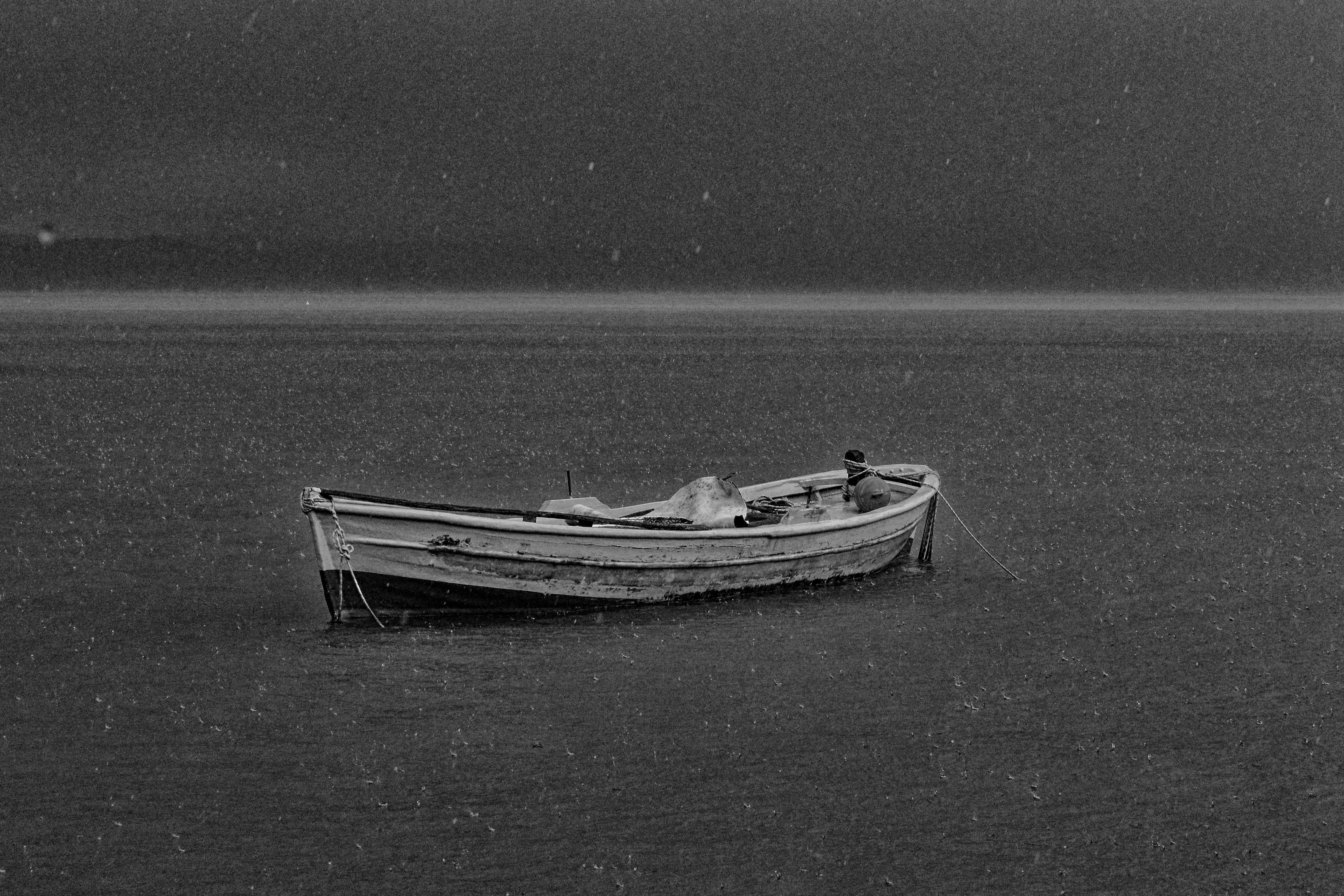 Gratis lagerfoto af βροχή, όνειρα, σκάφος, σχοινί βάρκα