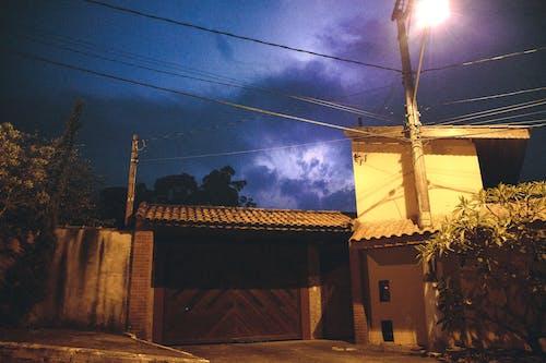 Darmowe zdjęcie z galerii z deszcz, niebo