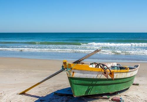 Imagine de stoc gratuită din apă albastră, Brazilia, faleză, mal