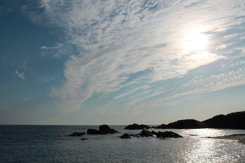 Fotos de stock gratuitas de agua, azul, cielo, mar