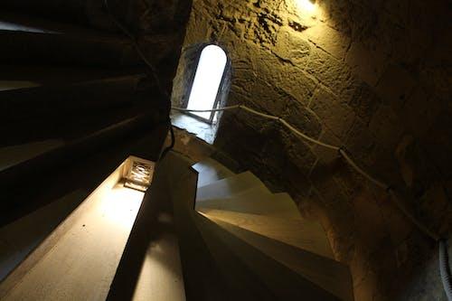 Fotos de stock gratuitas de antiguo, castillo, de mediana edad, escalera
