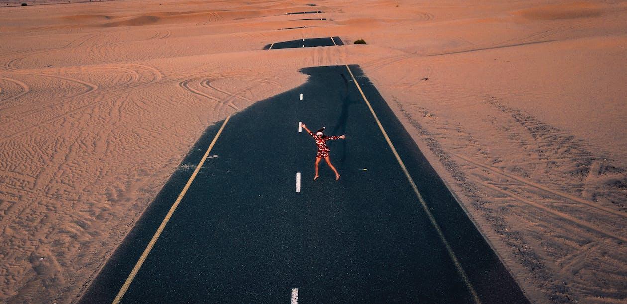 acțiune, asfalt, autostradă