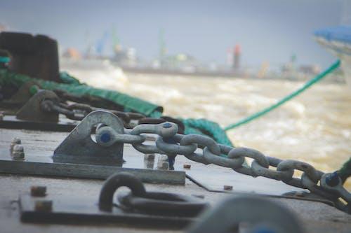 Ingyenes stockfotó horgony, lánc, óceán víz, tengerpart témában