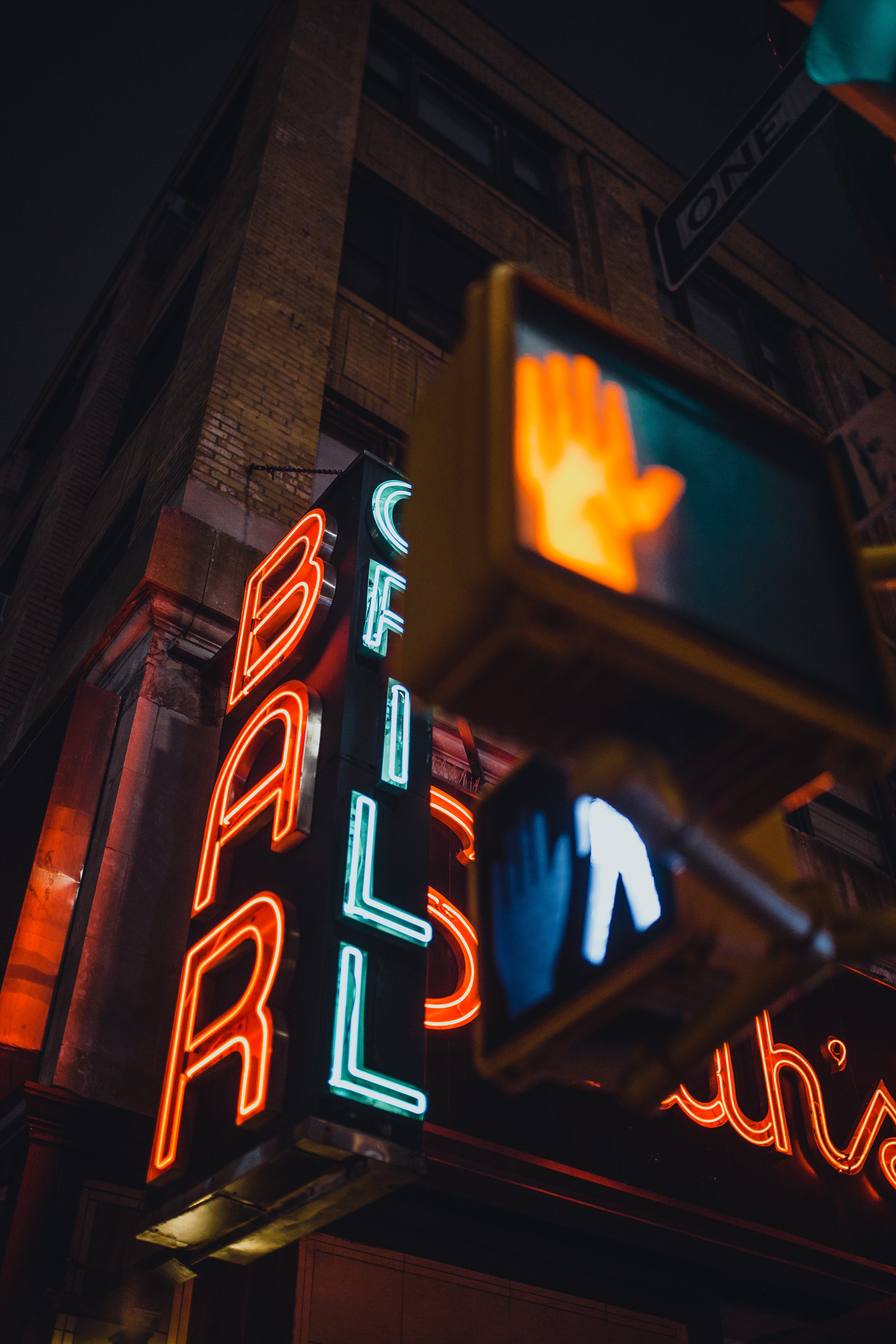 Bar Grill Neon Sign