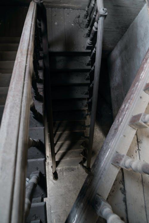 Ingyenes stockfotó lépcsőfok, régi ház témában