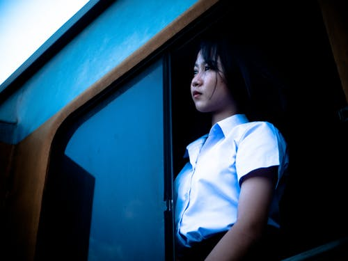 Fotobanka sbezplatnými fotkami na tému Ázia, ázijské dieťa, študent, thajské ženy