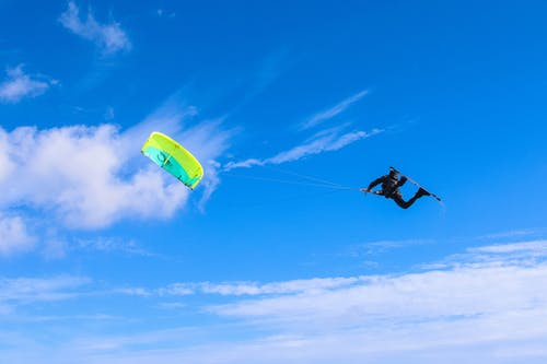 Free stock photo of beach, beachlife, kite
