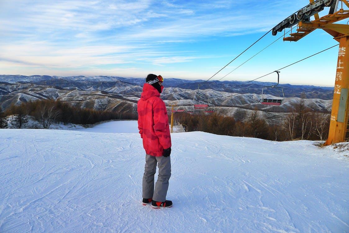 bjerg, feriested, forkølelse