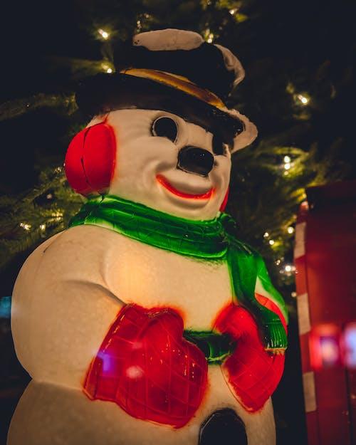 聖誕, 雪人 的 免费素材照片