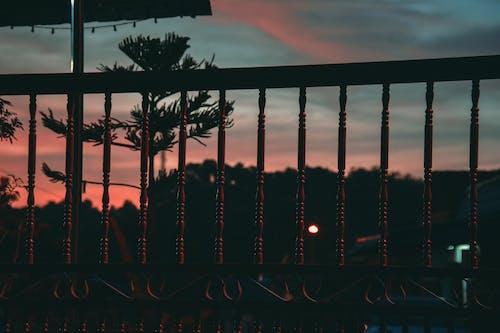 Free stock photo of beautiful sky, orangesky, sunset