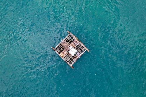Immagine gratuita di acqua, aereo, drone, estate