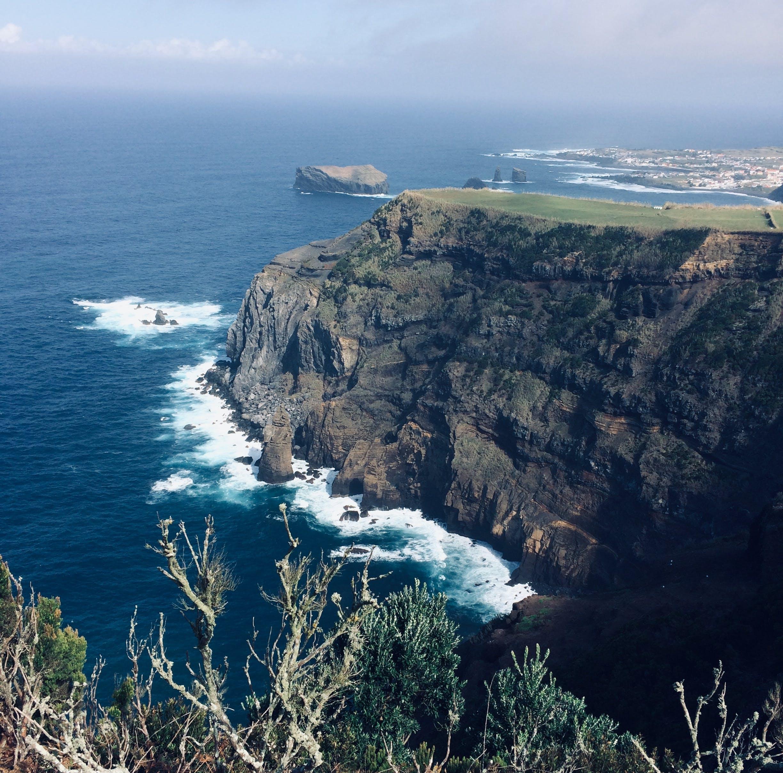 Free stock photo of Azores, cliff, cliff coast