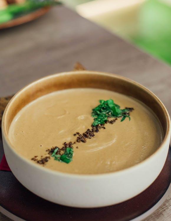 Суп в миске