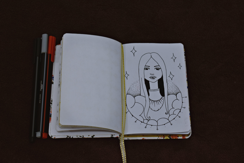 bolígrafs, bolis, dibuix