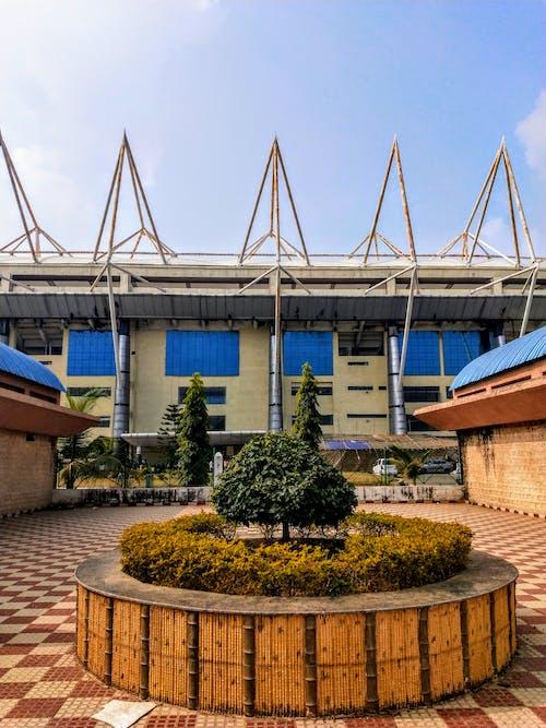 Free stock photo of olympic stadium, ranchi, stadium