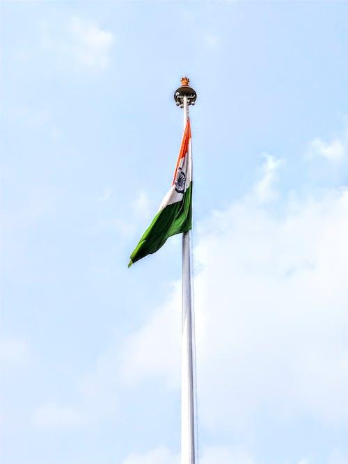 Free stock photo of flagpillar ranchi, indian tradition, indianflag